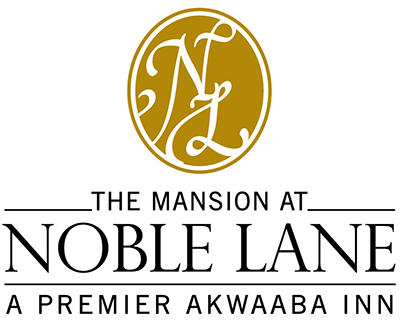 The Mansion at Noble Lane Retina Logo